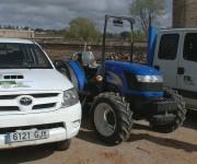 Nuevo servicio de limpieza de zonas verdes en Boadilla