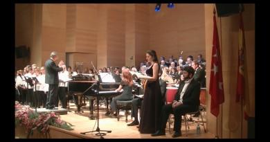 Concierto Carmina Burana Coro Luigi Boccherini 2014