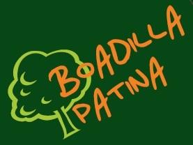 Logo de Boadilla Patina