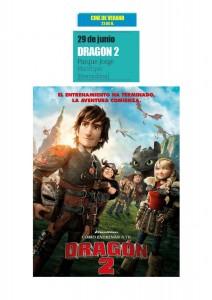 Cine de verano. Dragon