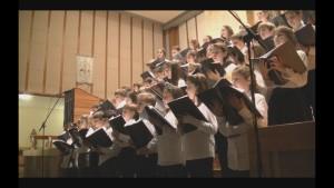Concierto Coro niños Parroquia Cristo de la Misericordia Boadilla del Monte