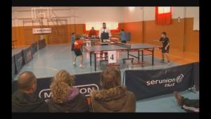 II Torneo Navidad Tenis de Mesa Boadilla