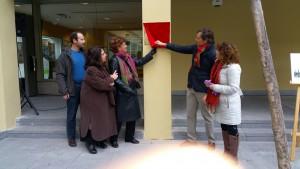 Remodelación Plaza de la Villa de Boadilla