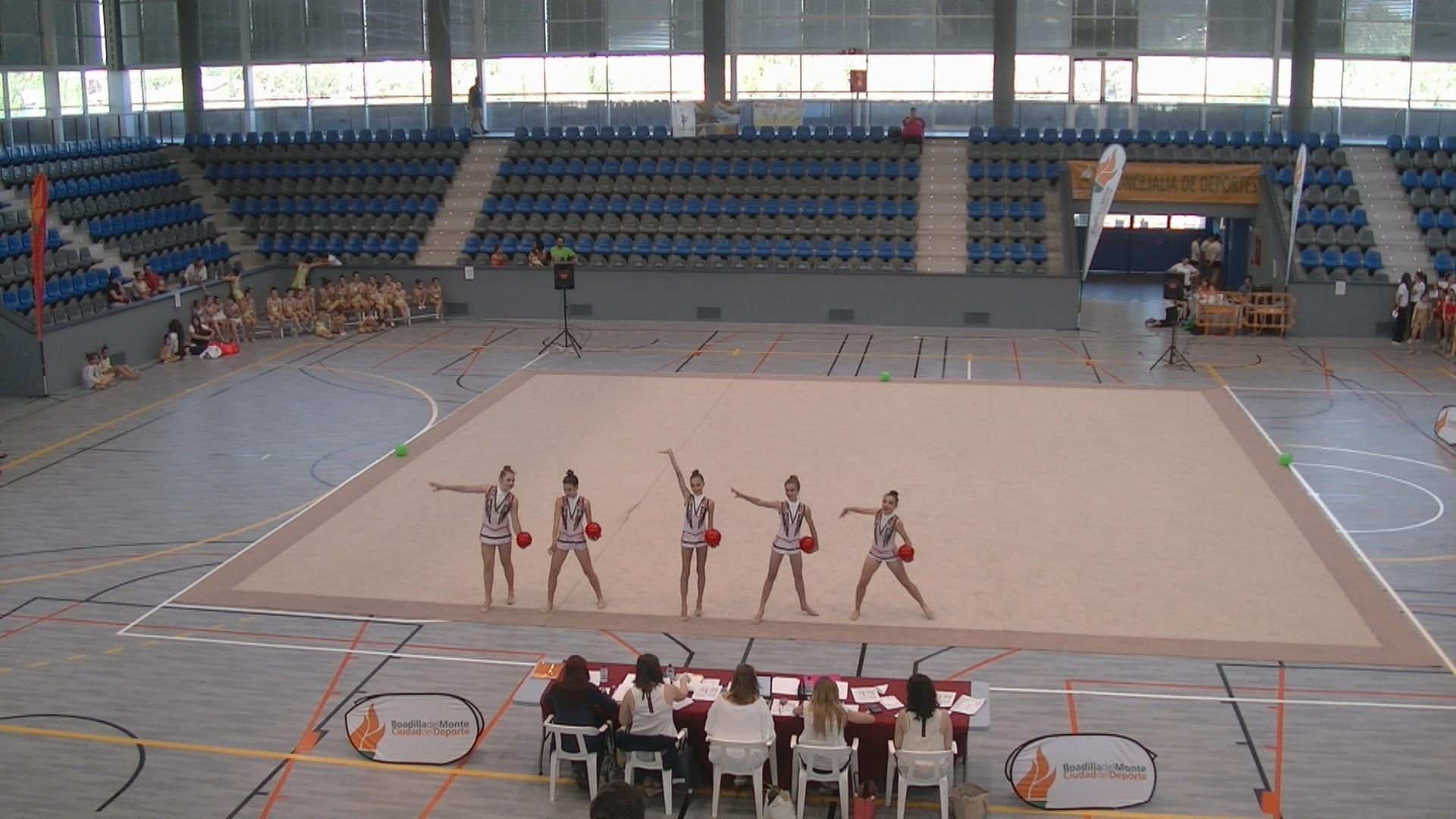 XII Trofeo Entrenadoras Gimnasia Rítmica