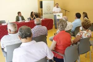Convenio del Ayuntamiento con la Asociación de Mayores de Boadilla
