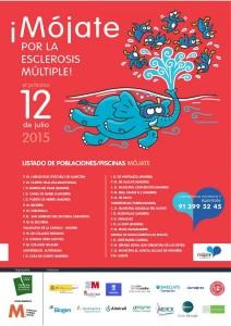 XVIII Edición de la campaña Mojate por la esclerosis múltiple