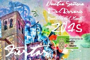 Fiestas Patronales Virgen del Rosario Boadilla 2015