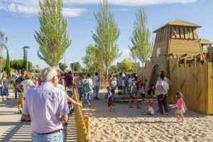 Fiesta de Inauguración Parque Juan Carlos I
