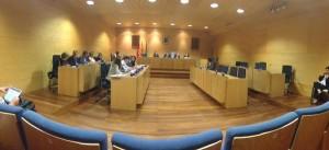 Pleno del Ayuntamiento de Boadilla el 25 de septiembre de 2015