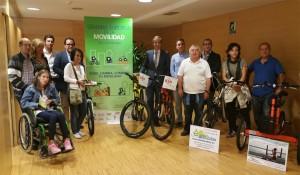 Semana europea de la movilidad en Boadilla