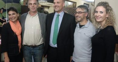 Constituida la nueva Junta Directiva de la Agrupación de Ciudadanos (C's) Boadilla del Monte