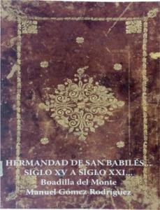 Libro Hermandad San Babilés
