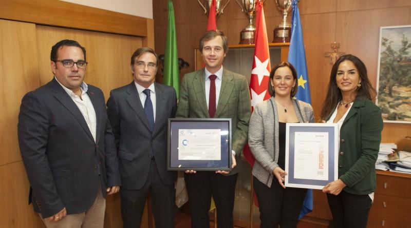 Sello de Compromiso hacia la Excelencia Europea EFQM