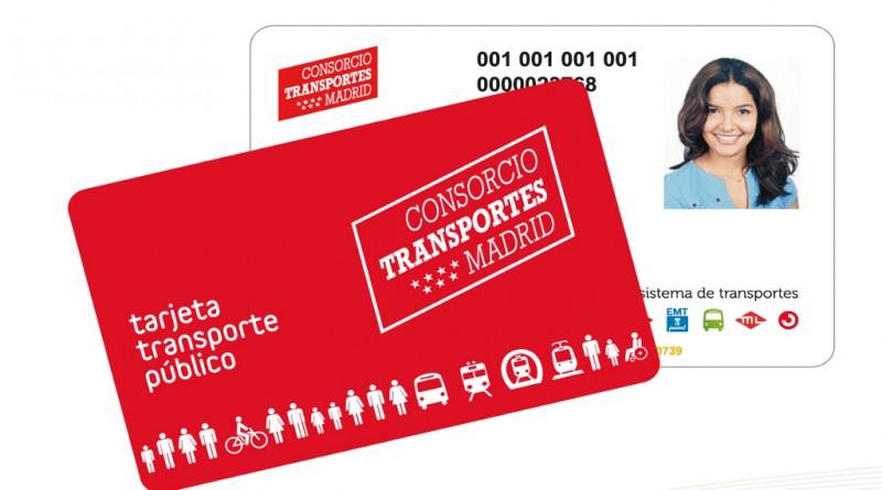 Abonos sociales del Consorcio Regional de Transportes2