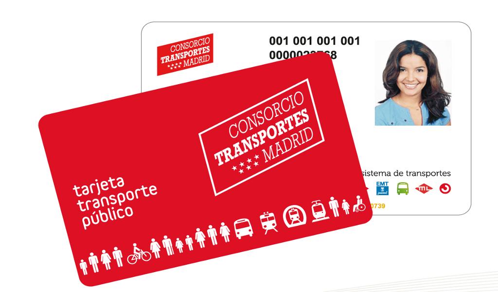 Abono de transportes a 10 euros para desempleados for Oficinas del consorcio de transportes de madrid puesto 2