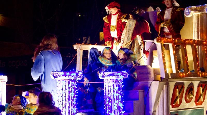 Cabalgata de Reyes de Boadilla del Monte