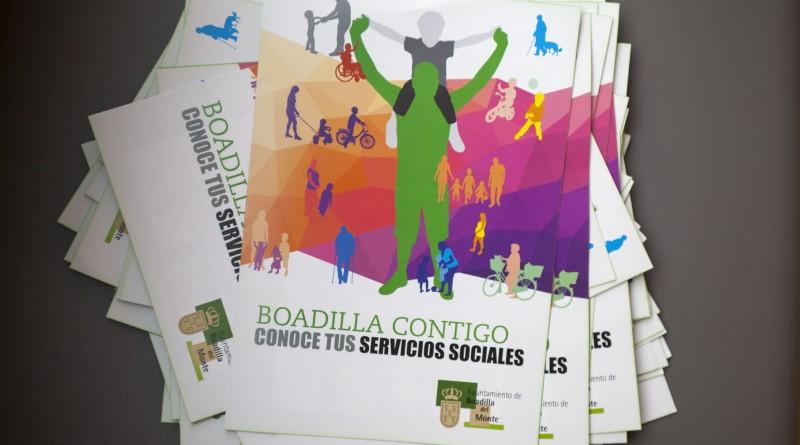 Campaña informativa sobre los Servicios Sociales del Ayuntamiento
