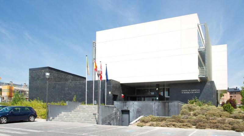 Centro de empresas de Boadilla del Monte