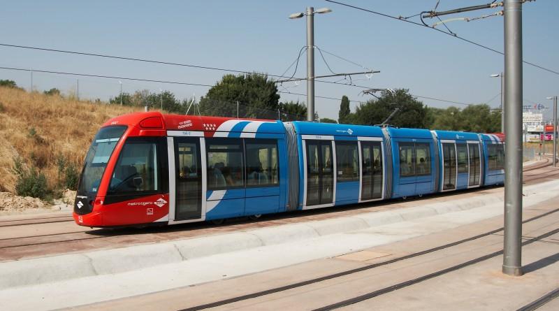 Tren Ligero de Boadilla del Monte