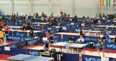 Campus Tenis de Mesa en Boadilla