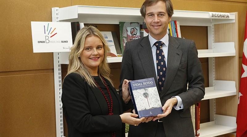 Espacio para la Fundación Miguel Ángel Blanco en la biblioteca José Ortega y Gasset de Boadilla 2