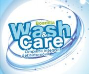 Logo Wash&care Boadilla del Monte. Lavado y limpieza Integral del automóvil