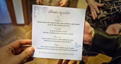 Menús especiales de Nochebuena y Navidad para familias desfavorecidas de Boadilla del Monte