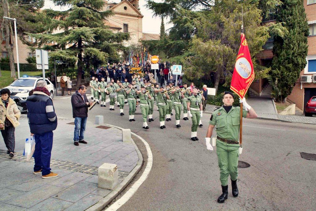Procesión de San Sebastián @ Centro Histórico | Boadilla del Monte | Comunidad de Madrid | España