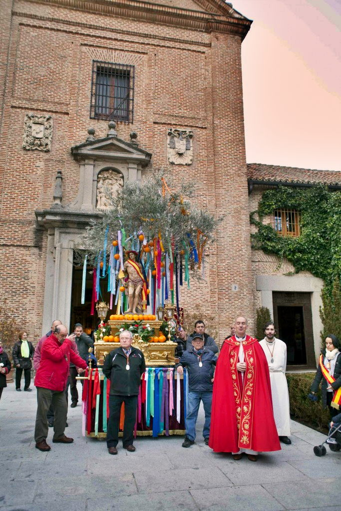 Bajada de San Sebastián @ Convento de la Encarnación | Boadilla del Monte | Comunidad de Madrid | España