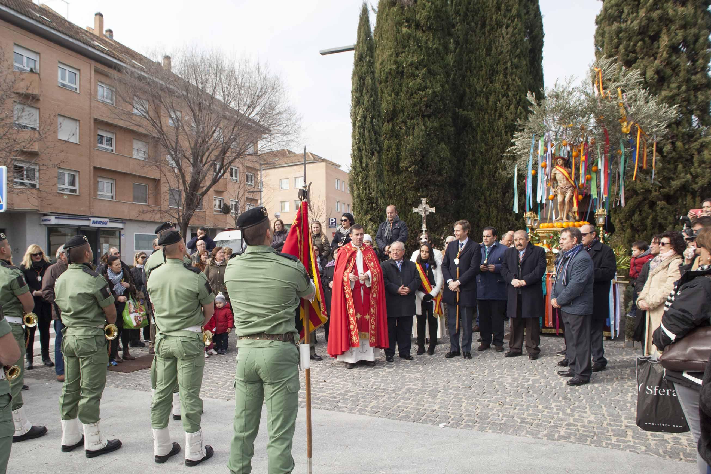Subasta de donaciones al Santo @ Ermita de San Sebastián