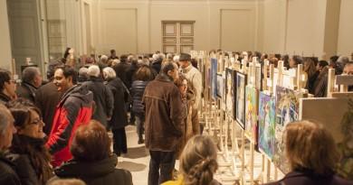 Exposición pintura Palacio del Infante Don Luis de Boadilla