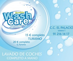 Lavado de coches a mano Wash & Care