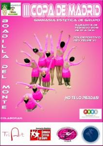 III Copa de Madrid de Gimnasia Estética de Grupo