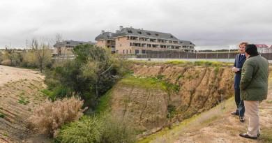 Limpieza de los cauces de los arroyos de Valenoso, Calabozo y Nacedero