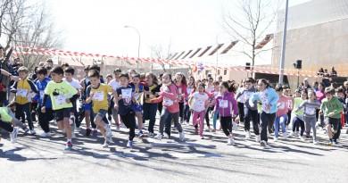 Milla Solidaria del Colegio Hélade de Boadilla