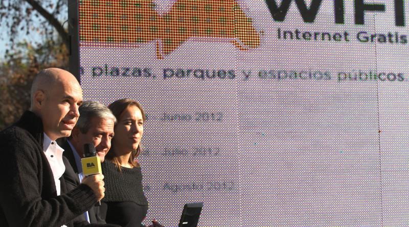 WIFI gratutio en parques, pabellones deportivos y plazas de Boadilla del Monte