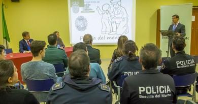 Creación de la Unidad de Policía del Menor de Boadilla del Monte