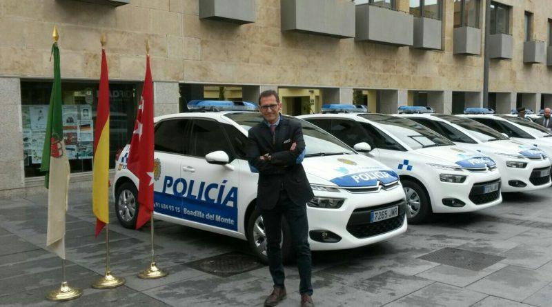 Ricardo Díaz de Ciudadanos Boadilla y la Formación de los policías locales