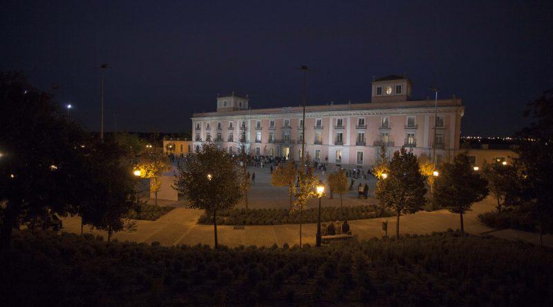 Foto del Palacio del Infante don Luis de Boadilla del Monte