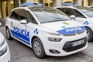 La Policía Local de Boadilla del Monte renueva su flota de vehículos