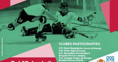 Virgen de Europa en la Fase de Ascenso a 1ª División de Hockey Patines