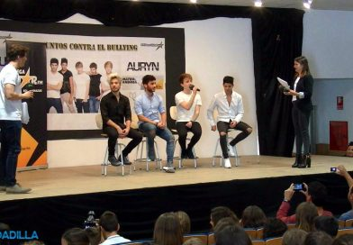 AURYN en contra del Bullying