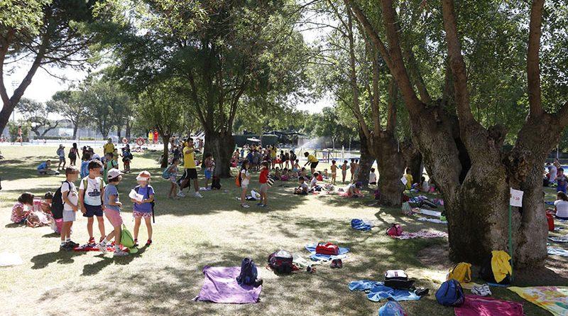 Campamentos de verano de la Concejalía de la Juventud del Ayuntamiento de Boadilla del Monte