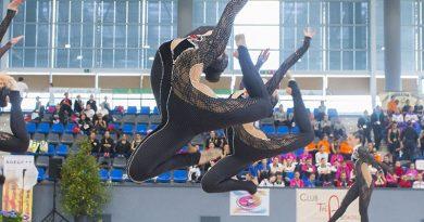 Campeonato de España de Gimnasia Estética en Boadilla