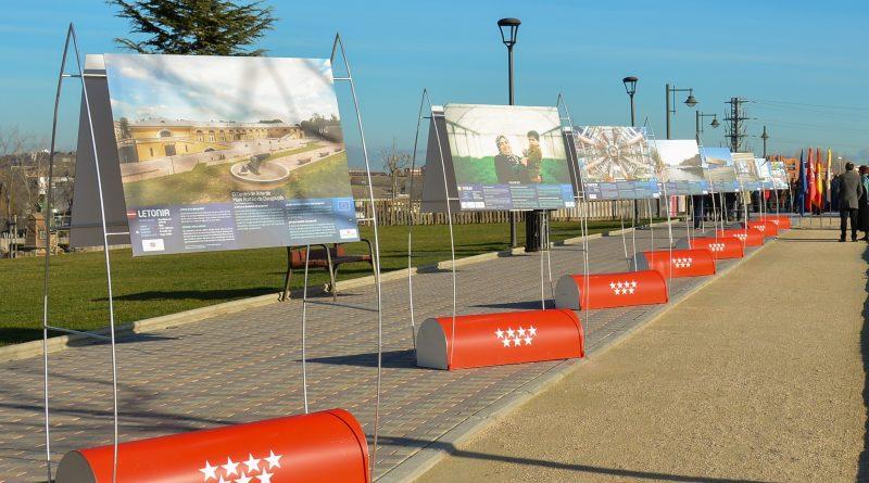 Exposicion itinerante Construimos Europa