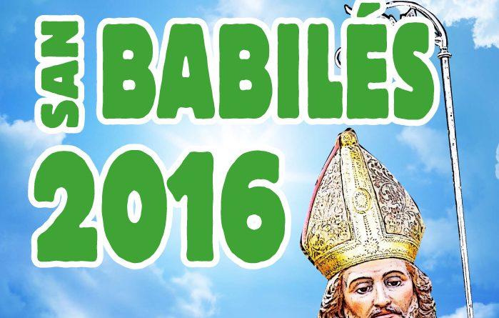 Fiestas de San Babilés 2016