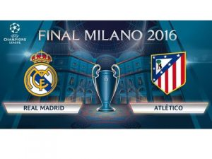 Final Liga de Campeones 2016 Real Madrid vs Atletico Madrid
