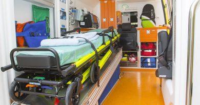 Nueva ambulancia Municipal en Boadilla del Monte