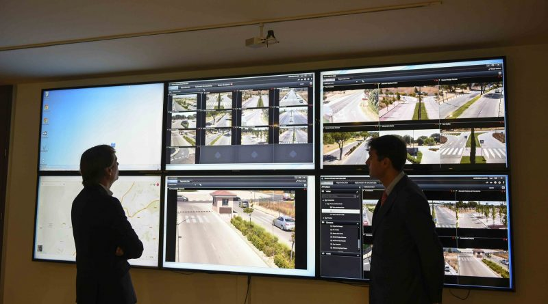 Ampliación del sistema de videovigilancia en Boadilla 2