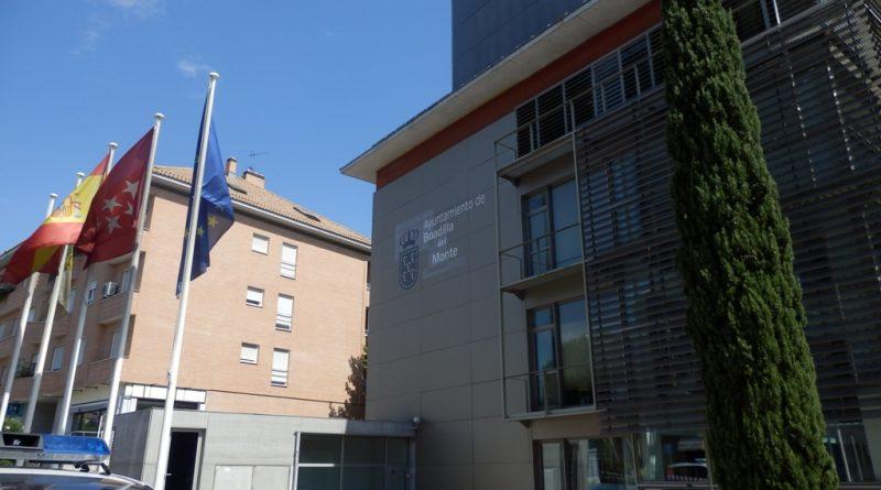 Ayuntamiento de Boadilla del Monte. Sede administrativa